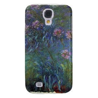 Jewelry lilies by Claude Monet Samsung S4 Case