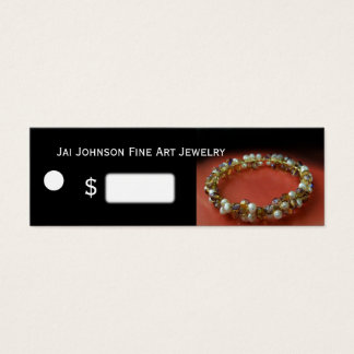 Jewelry Merchandise Price Tags