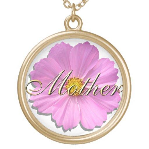 Jewelry - Necklace - Medium Pink Cosmos