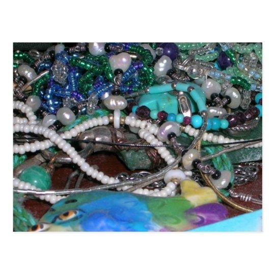 Jewelry Postcard