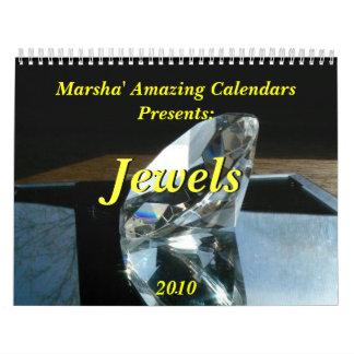 Jewels 2010 calendar