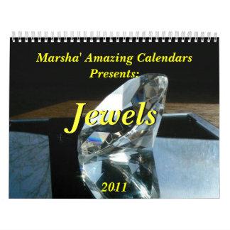 Jewels 2011 calendar