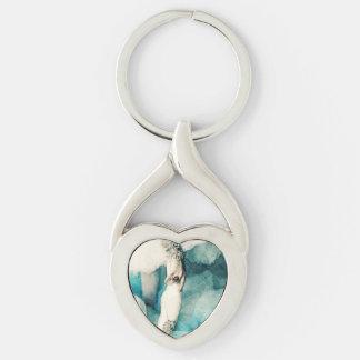 Jewels En Pointe Keychain