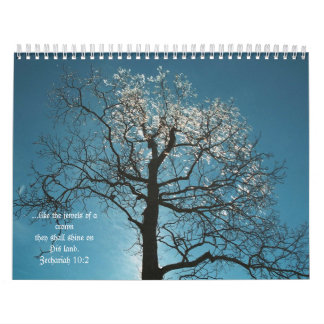 Jewels from the Word of God - Customized Calendar
