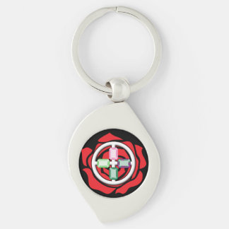 Jewels of the Earth Keychain