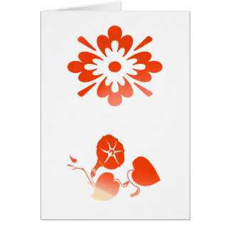 Jewels on RedWax Candle : SHARE Joy Greeting Card