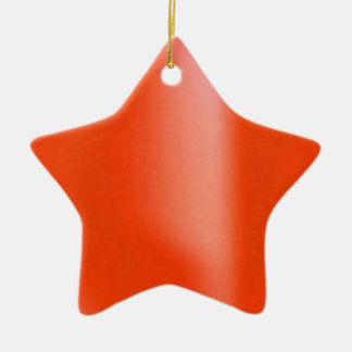 Jewels on RedWax Candle : SHARE Joy Double-Sided Star Ceramic Christmas Ornament