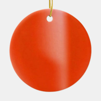 Jewels on RedWax Candle : SHARE Joy Double-Sided Ceramic Round Christmas Ornament