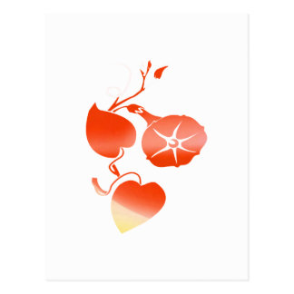 Jewels on RedWax Candle : SHARE Joy Postcard