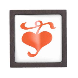 Jewels on RedWax Candle : SHARE Joy Premium Keepsake Box