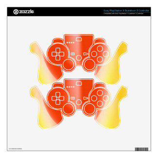 Jewels on RedWax Candle : SHARE Joy PS3 Controller Skin