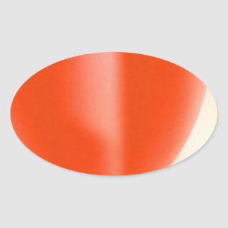 Jewels on RedWax Candle : SHARE Joy Oval Sticker