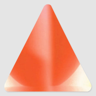Jewels on RedWax Candle : SHARE Joy Triangle Sticker