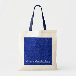 Jewels - Sapphire Bag