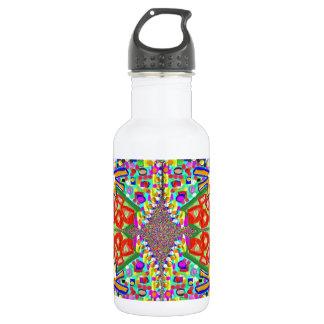 Jewels SnowFlake Shape TEMPLATE Resellers Festival 18oz Water Bottle