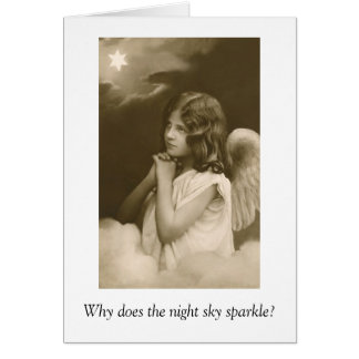 Jewels, Stars and Angels Greeting Cards