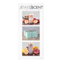 JewelScent Rack Card