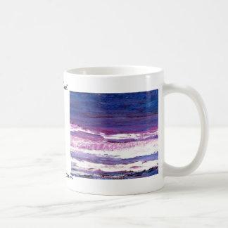 Jeweltone Sunset - CricketDiane Ocean Art Coffee Mug