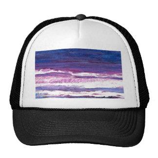Jeweltone Sunset - CricketDiane Ocean Art Hat