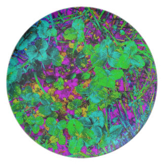 Jeweltones Garden Art Photo Plate Wwall Decor Gift
