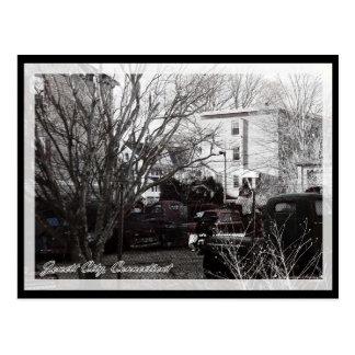 Jewett City, Connecticut Postcard