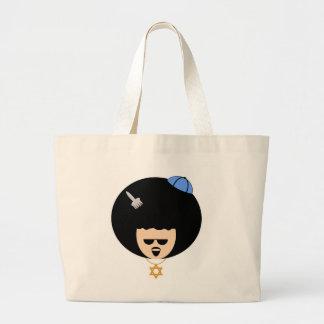 Jewfro Canvas Bag