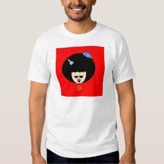 Jewfro Tee Shirts