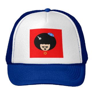 Jewfro Trucker Hat