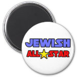 Jewish All Star Fridge Magnets