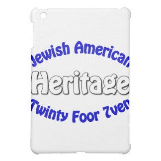 Jewish American Heritage Cover For The iPad Mini