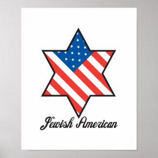 Jewish American Poster