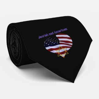 Jewish AND American Tie