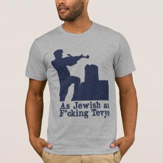 Jewish as Tevye T-Shirt