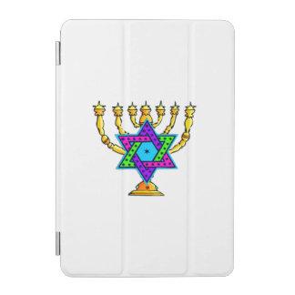 Jewish Candlesticks iPad Mini Cover