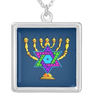 Jewish Candlesticks Custom Jewelry