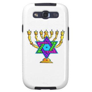 Jewish Candlesticks Samsung Galaxy S3 Case