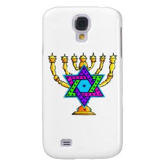 Jewish Candlesticks Samsung Galaxy S4 Case
