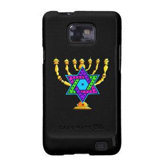 Jewish Candlesticks Samsung Galaxy SII Cases