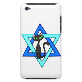 Jewish Cat Stars iPod Touch Cover