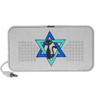 Jewish Cat Stars Speaker System