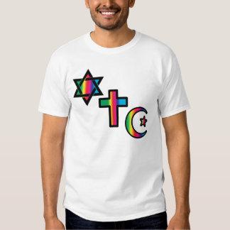 Jewish - Christian  - Islamic Shirt
