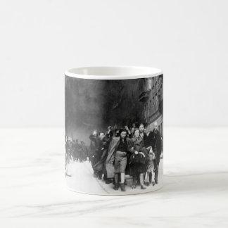 Jewish civilians.  Copy of German_War Image Coffee Mug