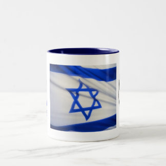 JEWISH DOMME Two-Tone COFFEE MUG