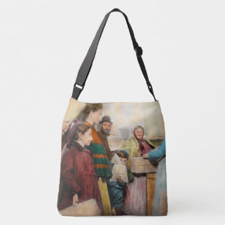 Jewish - Food for the less fortunate 1908 Crossbody Bag