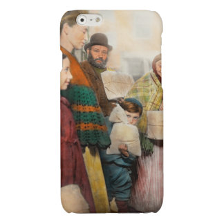 Jewish - Food for the less fortunate 1908 Glossy iPhone 6 Case