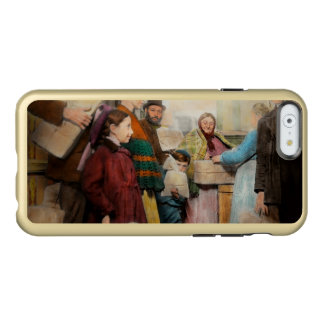 Jewish - Food for the less fortunate 1908 Incipio Feather Shine iPhone 6 Case