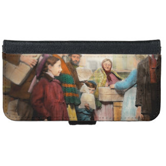 Jewish - Food for the less fortunate 1908 iPhone 6/6s Wallet Case