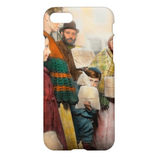 Jewish - Food for the less fortunate 1908 iPhone 8/7 Case