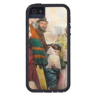 Jewish - Food for the less fortunate 1908 iPhone SE/5/5s Case