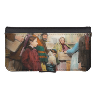Jewish - Food for the less fortunate 1908 Wallet Phone Case For iPhone SE/5/5s